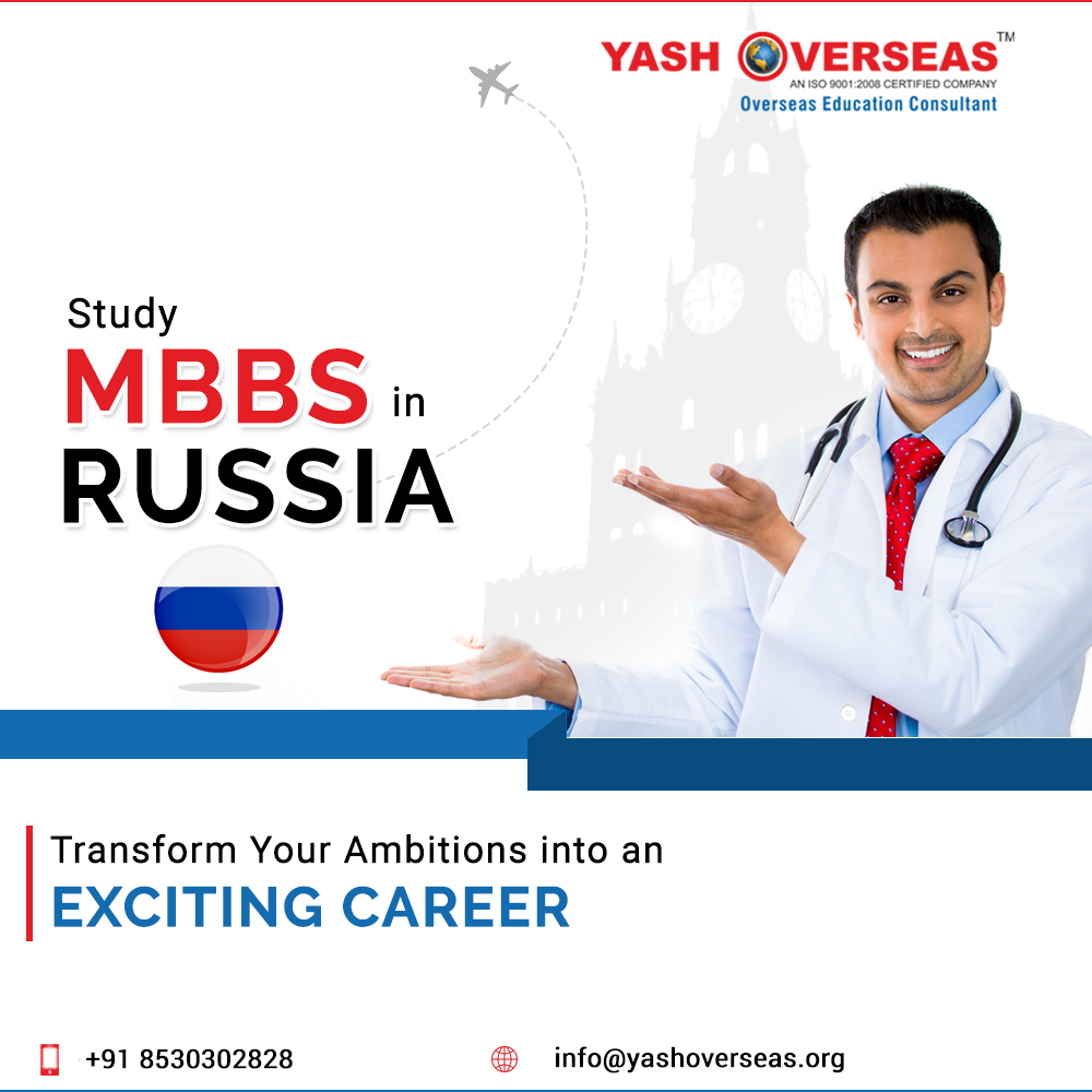 MBBS In Russia, Study MBBS In Russia, MBBS Admission In Russia